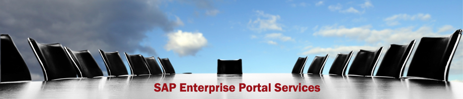 SAP enterprise portals